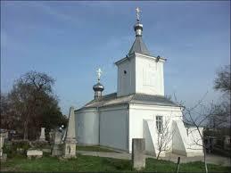 """Biserica """"Sfinţii Împăraţi Constantin şi Elena"""" Chişinău"""