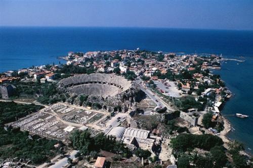 Colonia antica Side