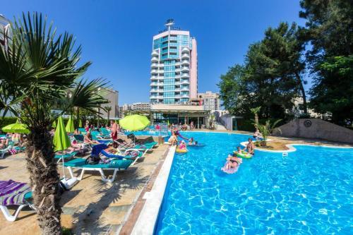 HOTEL GRAND HOTEL SUNNY BEACH 1