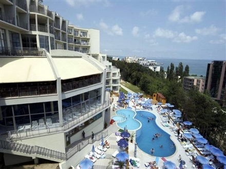 Hotel Golden Beach 7