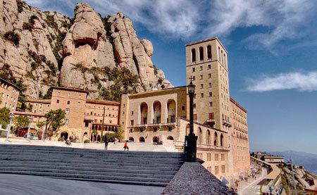 Manastirea MONSERAT