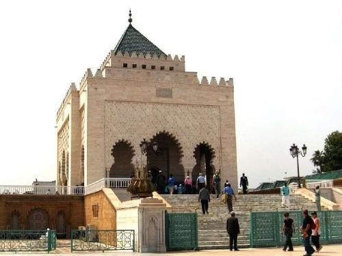 Mausoleul Mohamed V