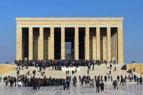 Mausoleul lui Atatürk