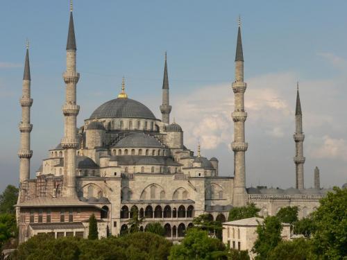 Moscheea Albastra2