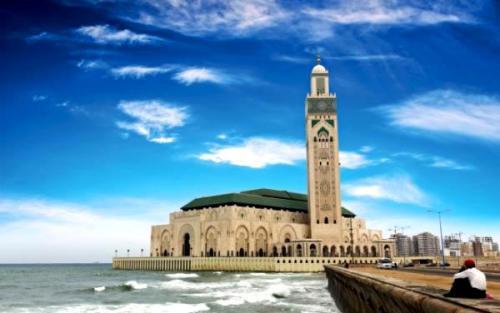 Moscheea Hassan al II-lea