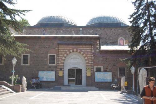 Muzeul Civilizatiei vechi din Podisul Anatoliei