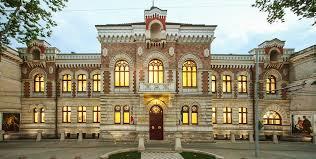 Muzeul de arte Chişinău