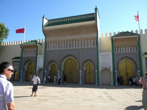 Palatul Regal Dar El Makhzen