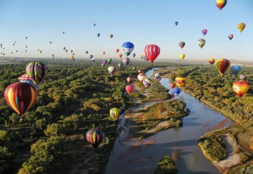 Zbor cu balonul - Cappadocia